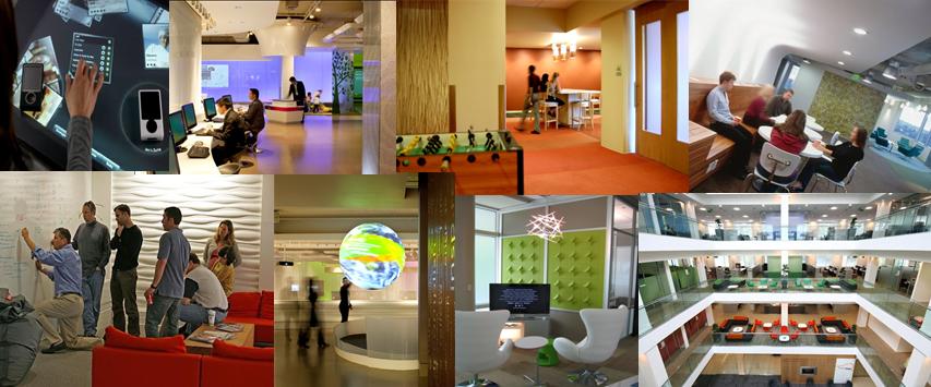 Microsoft Österreich: Arbeitsplatz der Zukunft | New World of Work
